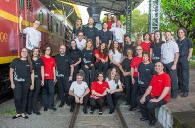 Madrigal PRESTO – Minas…e a turnê musical