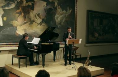 MusiCâmara apresenta Recital de Saxofone e Piano