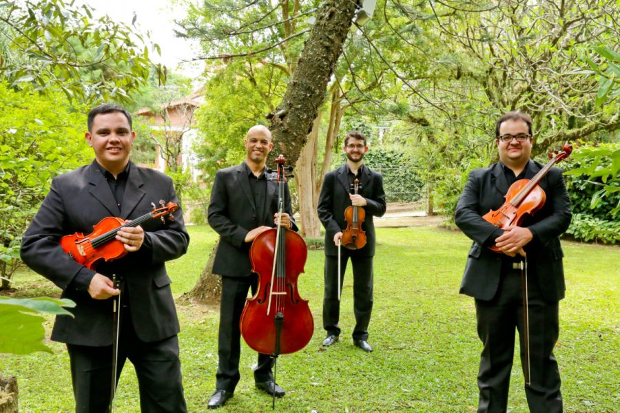 Quarteto PRESTO