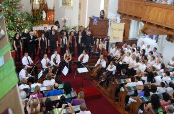 Fotos 2009-12-19 NV Concerto Natal Presto Produtora (107)