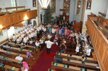 Fotos 2009-12-19 NV Concerto Natal Presto Produtora (34)