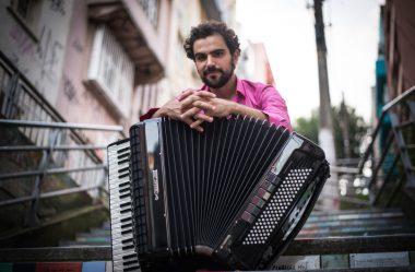 O acordeon de Fernando Ávila