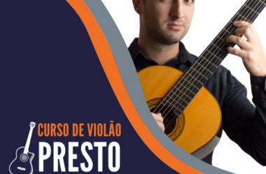 PRESTO lança seu primeiro Curso 100% Online