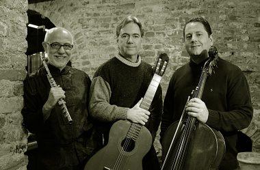 Trio Instrumental no Projeto MusiCâmara